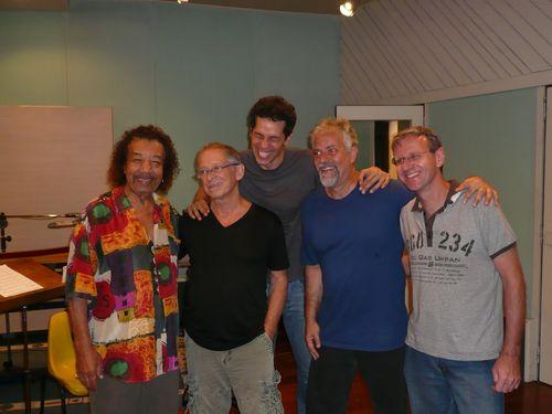 Raul de Souza, Hugo Fattoruso, Rdrgo Lima, Ze Edrdo Nazario + Frank Herzberg