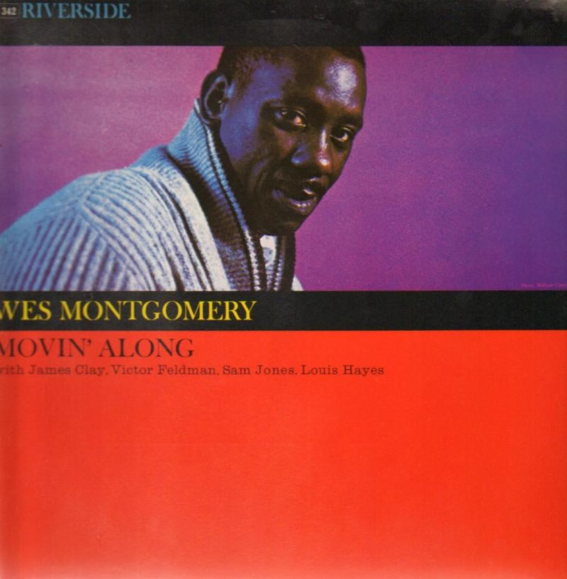 Wes+Montgomery+-+Movin'+Along+(1960)