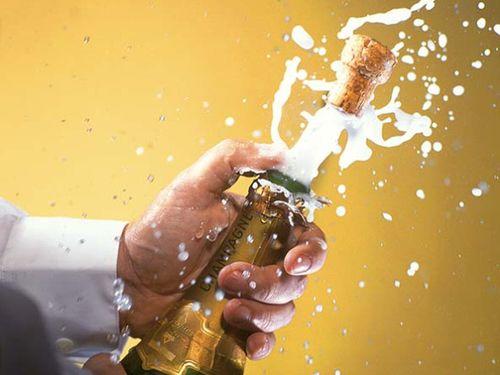 Pop-Champagne