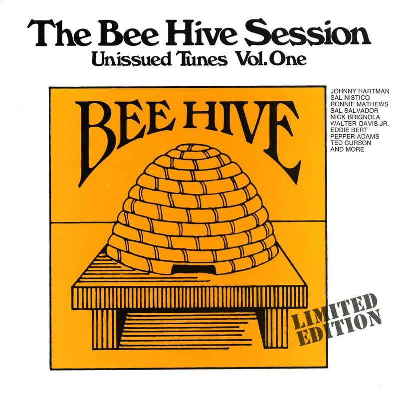 BeehiveSessionRecordSleeve