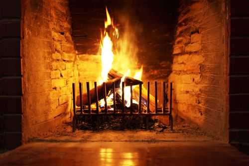 Standard-Fireplace