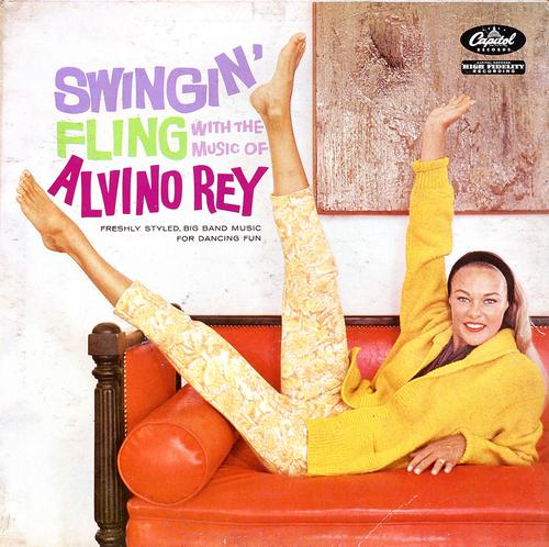 Alvino Rey Swingin' Fling