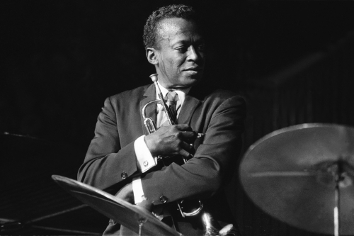 Miles Davis Copenhagen 1964