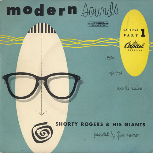 Shorty+Rogers+Modern+Sounds+Part+1+EP+549835