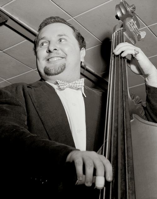 Chubby+Jackson+Big+Band+by+William+Gottlieb+1947