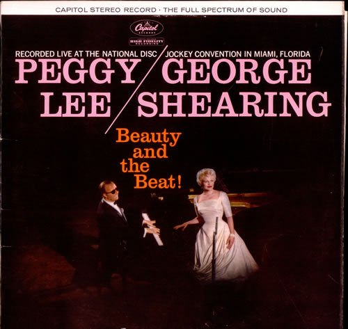 Peggy+Lee+Beauty+And+The+Beat+504647