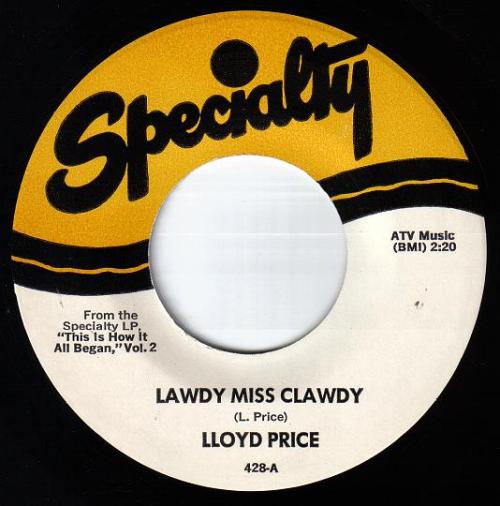 Lloyd+Price-Lawdy+Miss+Clawdy-Specialty+428