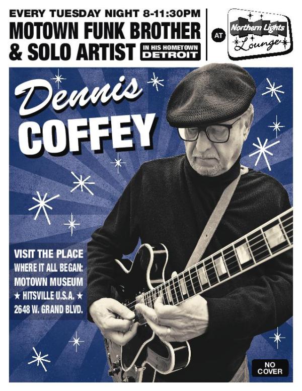 Dennis Coffey In The D Jazzwax