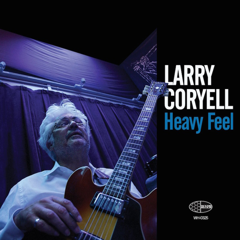 Larry-Coryell-Releases-Heavy-Feel-Featuring-Bassist-Matt-Montgomery