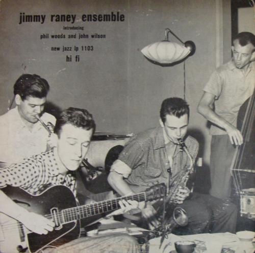 Raney+Ensemble+New+Jazz+LP+1103