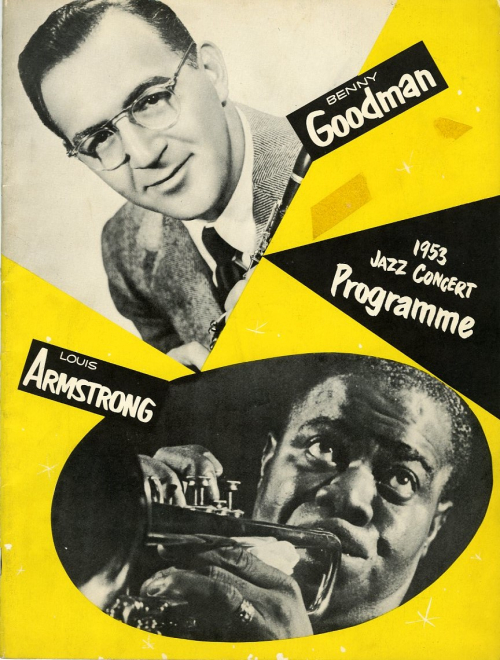 a1bef7e5ba37fe When Benny Goodman and Louis Armstrong tried to iron out how their 1953  joint tour would play out