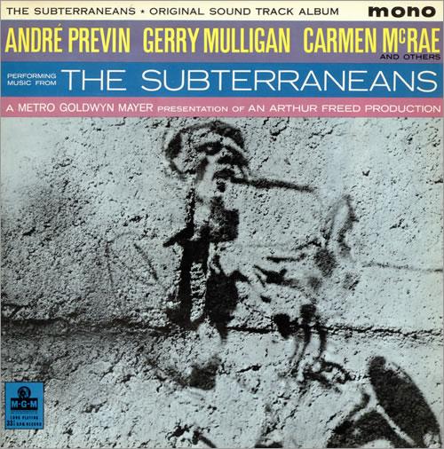 Subterraneans-soundtrack
