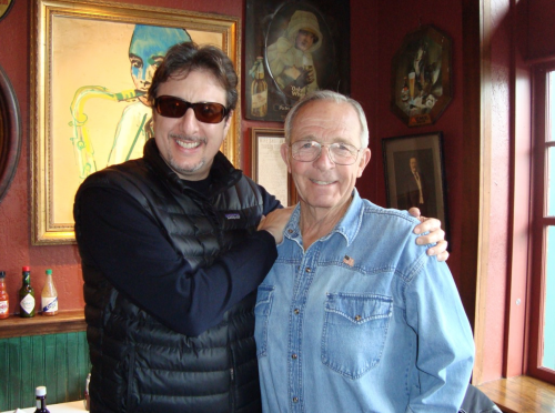 Marc Myers and Loren Janes 2011