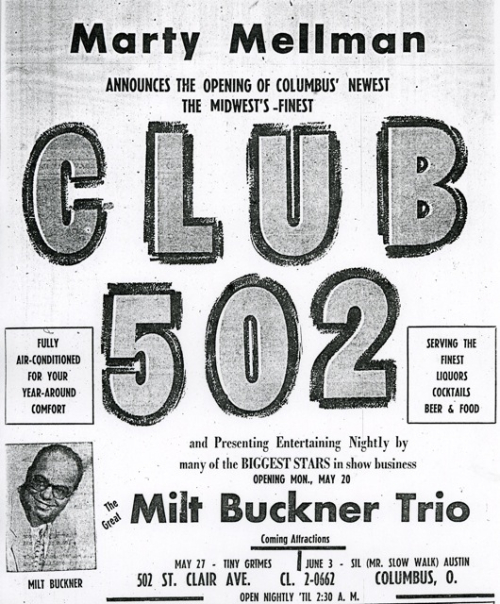 Club 502