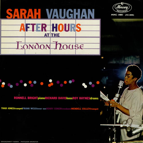 Sarah+Vaughan+After+Hours+At+The+London+Hous-475556