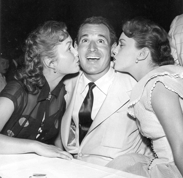 10 Debbie Reynolds And Peggy King