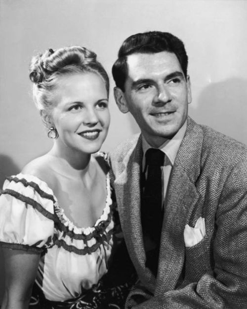 Image result for peggy lee and dave barbour