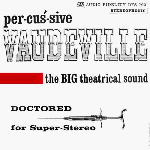 Percussive+Vaudeville+-+LP+Front