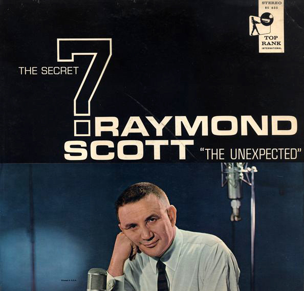The Secret 7 - LP Front copy
