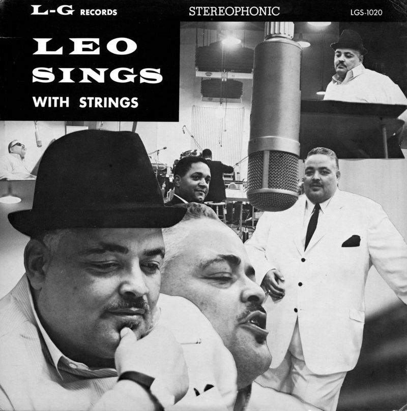Leo Gooden Sings With Strings - FRONT cover copy
