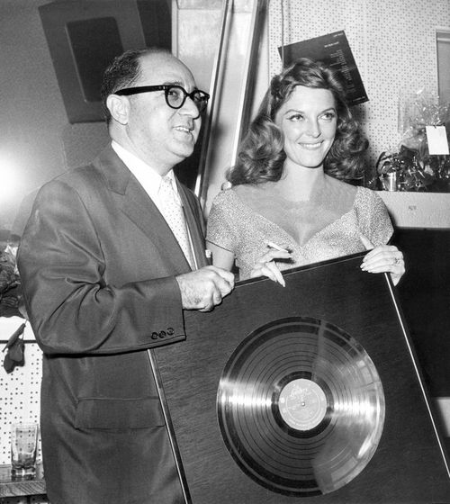 Julie London and Si Waronker