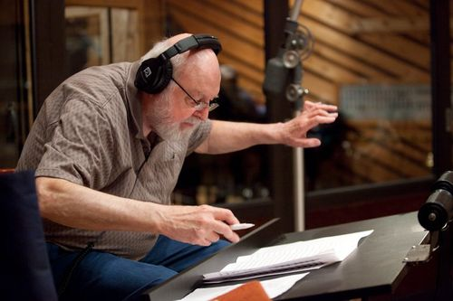 SAVE—Bob Friedman conducting Ron Carter session, by Philip Holahan