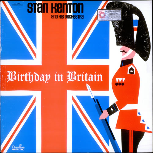 Stan+Kenton+Birthday+In+Britain+512719