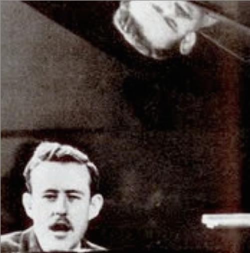 Jack Millman - Jazz Studio 4 Part 1