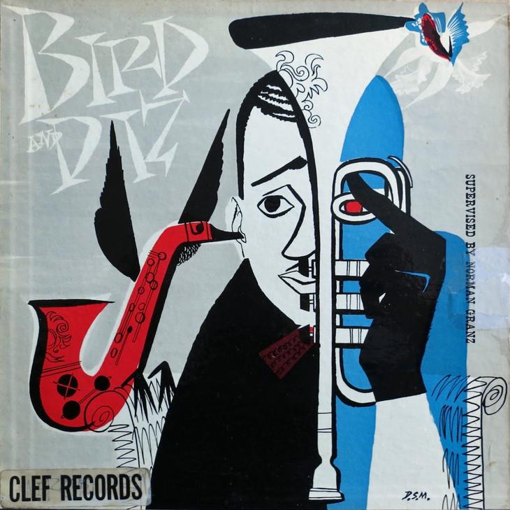 1952_bird_and_diz_charlie_parker_dizzy_gillespie_studio_album_10_lp