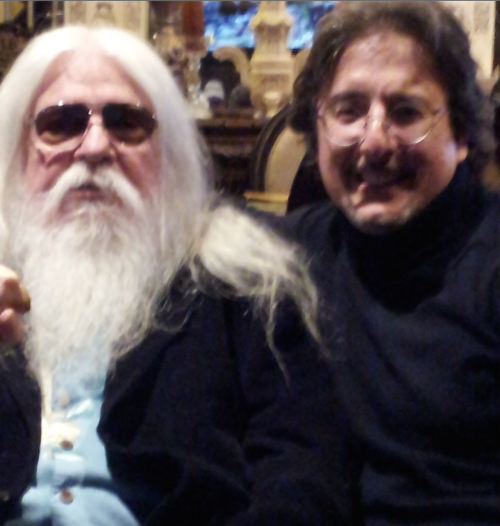 Leon Russell + Marc Myers 2014 in Nashville