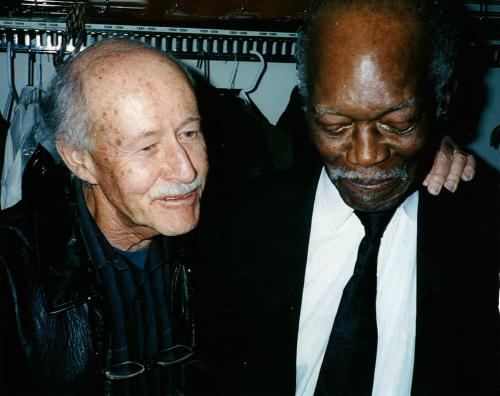 Don Friedman-Hank Jones by Sandie Wilson