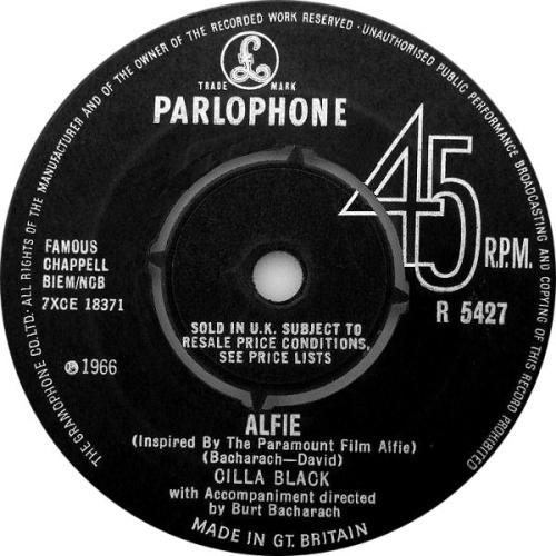 Cilla-black-alfie-parlophone