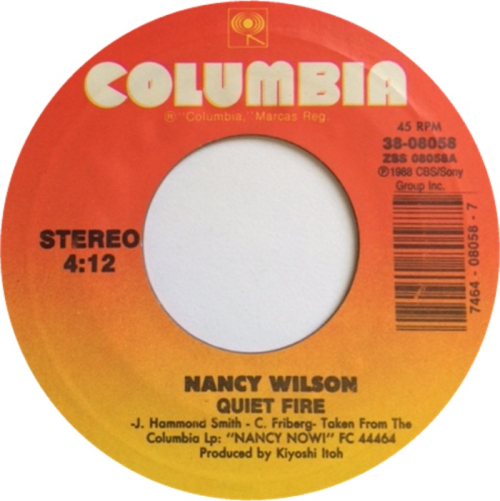 Nancy-wilson-quiet-fire-columbia