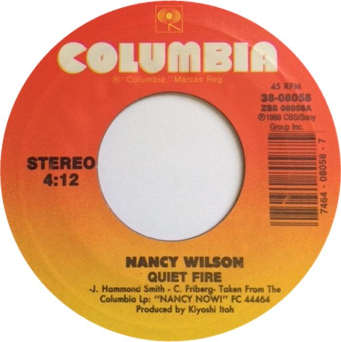 Nancy-wilson-quiet-fire-columbia