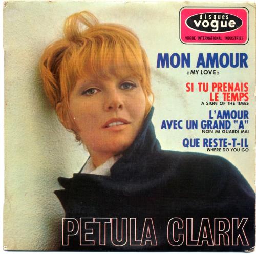Petula-clark-mon-amour-my-love-disques-vogue