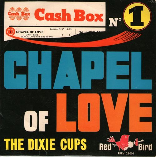 Dixie Cups Chapel Of Love Jazz Fm91