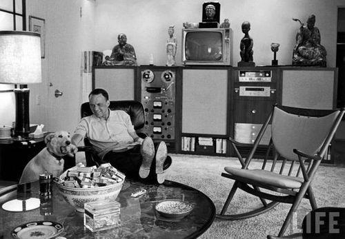 Frank-sinatra-dog-living-room