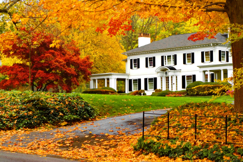 Autumn-house