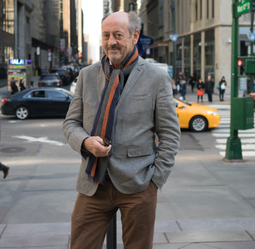 Billy Collins (CREDIT Bill Hayes) 1
