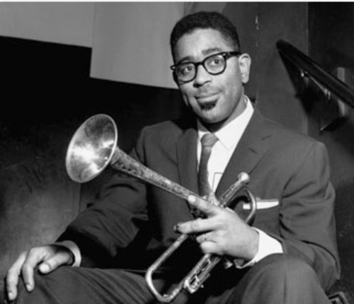 Image result for dizzy gillespie images