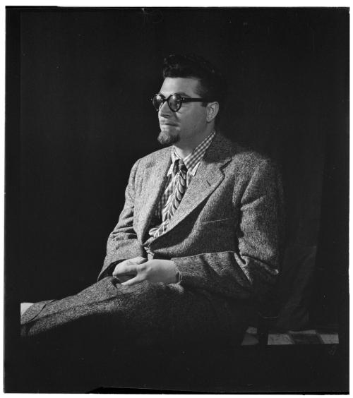 George_Handy _ca._Jan._1947_William_P._Gottlieb_(03881)