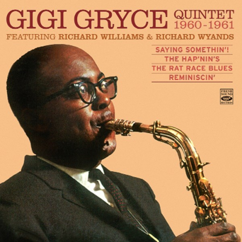 Gigi-gryce-quintet-feat-richard-williams-richard-wyands-1960-1961-4-lps-on-2-cds