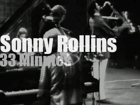 Sonny-Rollins-Bobo-StensonArild-AndersenJon-Chr