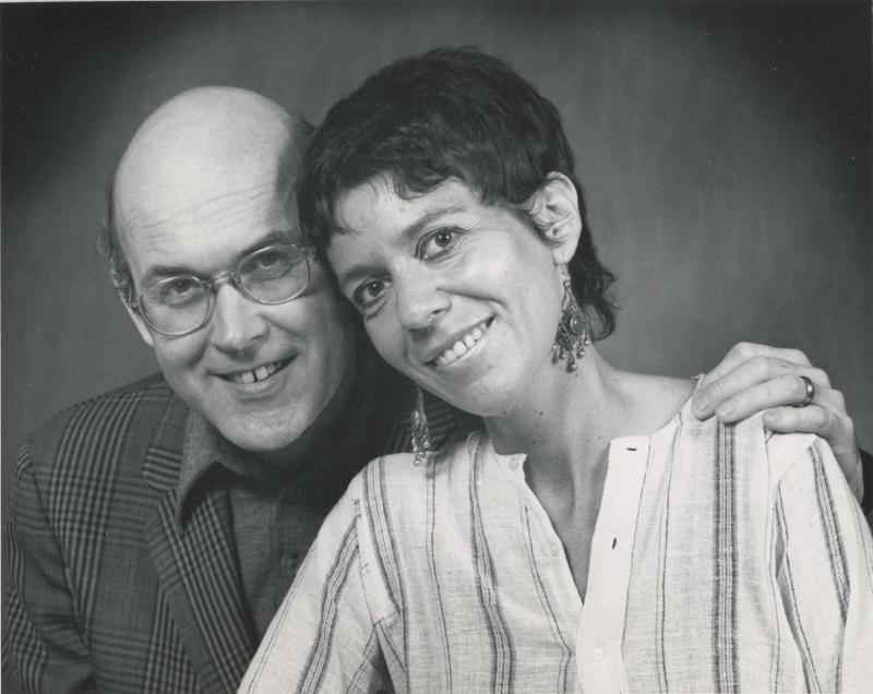 Jim + Jane  June '72 - Daytona Beach News Journal - Bob Pesce