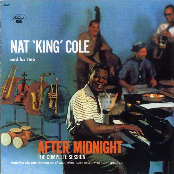 Nat King Cole: Top 10 Albums - JazzWax