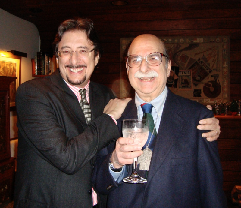 Marc Myers and Ira Gitler - Dec. 18  2008