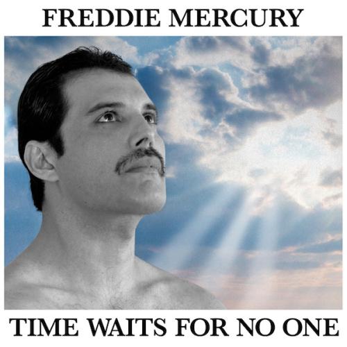 FM-News_FOLDER_Freddie Mercury - Time Waits For No One - Cover Art