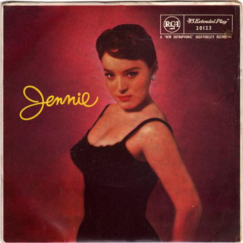Jennie-smith-sometimes-im-happy-rca
