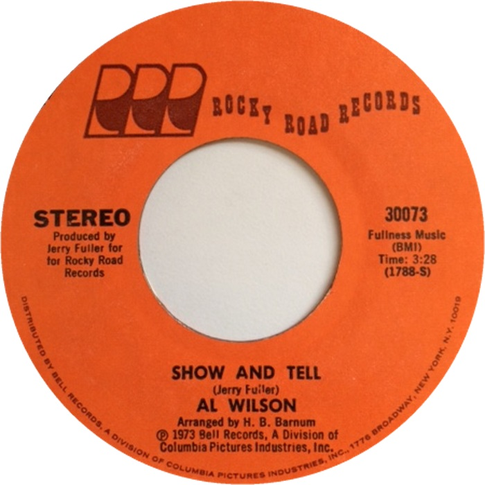 Al-wilson-show-and-tell-1973-6