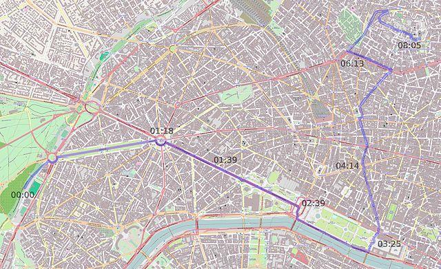 640px-C'était_un_rendez-vous_path_with_time_markers